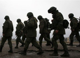 Vladimir Putin has ordered the withdrawal of the Russian troops from Ukraine's border