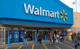 Wal-Mart has reported a fall in profits due to particularly cold winter weather
