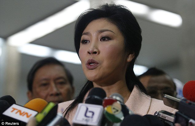 Yingluck Shinawatra has been released by Thailand's army but remains under some restrictions