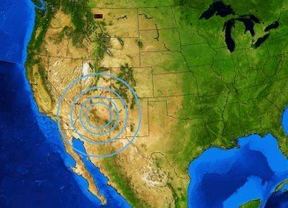 A 5.2-magnitude earthquake hit southeastern Arizona near the New Mexico state line