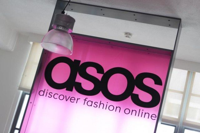 ASOS shares have plunged by 30 percent after it issued a second profit warning in three months