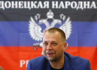 Alexander Borodai is known as one of the leaders of the self-proclaimed Donetsk People's Republic