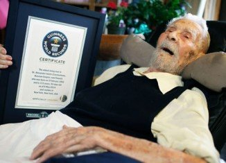 Alexander Imich, the world's oldest man, has died in New York City at the age of 111