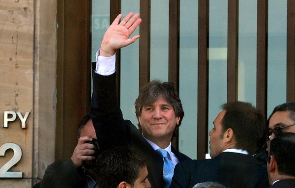 Amado Boudou is accused of using shell companies and secret middlemen to gain control of the company that was given contracts to print the Argentine peso