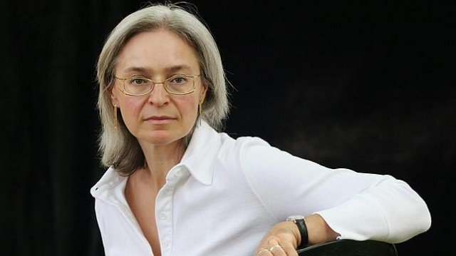 Anna Politkovskaya's reporting for Novaya Gazeta newspaper won international renown for her dogged investigation of Russian abuses in Chechnya