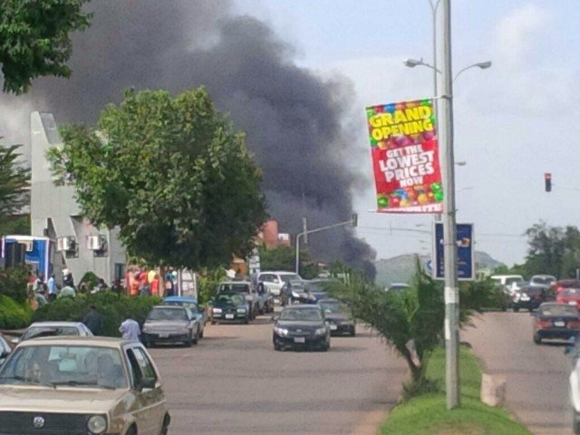At least 21 people have been killed and other 52 injured in a bomb attack on Banex Plaza shopping center in Nigeria's capital, Abuja