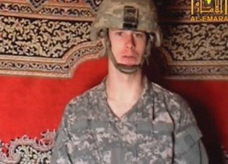 Bowe Bergdahl has not yet been in contact with his family, which officials described as his own choice