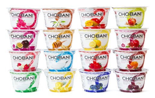 Chobani yogurt is being sued for not being enough Greek