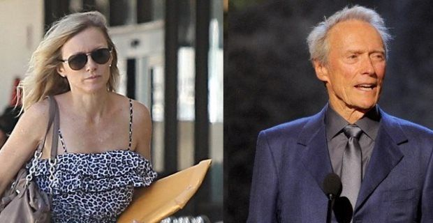 Clint Eastwood is dating hostess Christina Sandera
