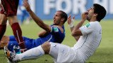 FIFA has banned Uruguay striker Luis Suarez for nine matches after being found guilty of biting Italian defender Giorgio Chiellini