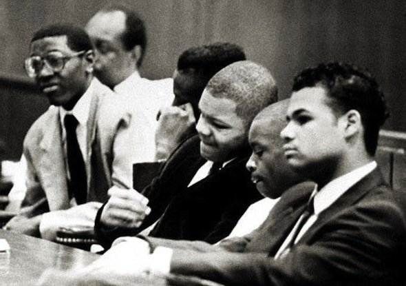 Five men were wrongfully convicted in the vicious the 1989 Central Park jogger case
