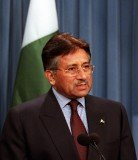 Former Pakistani leader Pervez Musharraf is currently on trial for treason
