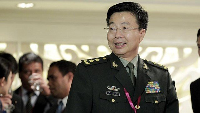General Wang Guanzhonghas accused Japan's PM Shinzo Abe and US Defense Secretary Chuck Hagel of having provocative speeches against China
