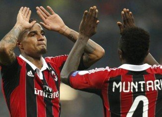 Ghana's World Cup squad has expelled Sulley Muntari and Kevin-Prince Boateng for alleged indiscipline