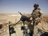 Government forces are continuing an offensive to retake Iraq's northern city of Tikrit from Sunni rebels