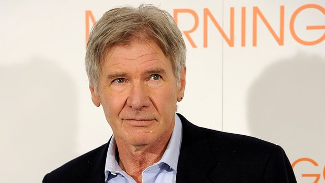 Harrison Ford was airlifted to hospital after his ankle was injured by a garage door at Pinewood Studios