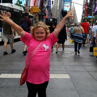 Honey Boo Boo returns for Season 4 tonight