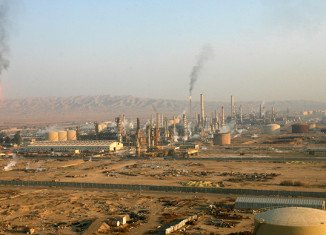ISIS-led militants launched an assault on the Baiji refinery, about 130 miles north of the capital Baghdad