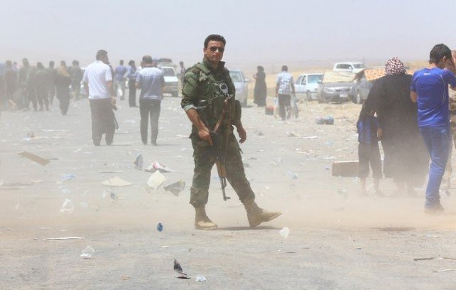 Iraq's Islamist militants took control of Mosul city