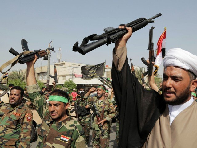 Iraq's government has lost control of its western borders after Sunni militants captured crossings to Syria and Jordan