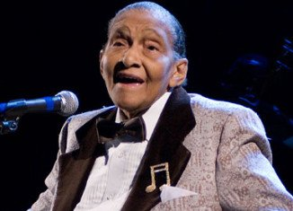 Jimmy Scott had the rare genetic condition Kallmann's Syndrome, which meant he never reached puberty and his voice did not deepen