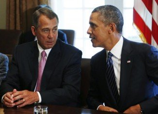John Boehner has confirmed he will file a lawsuit against the Obama administration for its use of executive actions to change laws