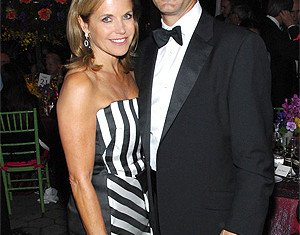 Katie Couric got engaged to John Molner in September 2013