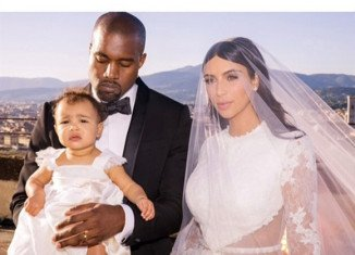 Kim Kardashian and Kanye West decided to release their wedding photos on social media a la Beyonce and Jay Z