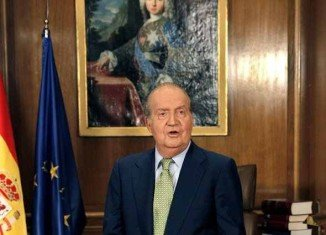 King Juan Carlos of Spain has announced his abdication after almost 40 years of ruling
