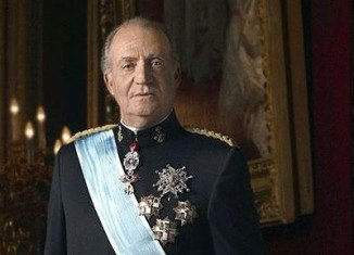 King Juan Carlos of Spain has ruled since 1975, taking over after the death of dictator Francisco Franco