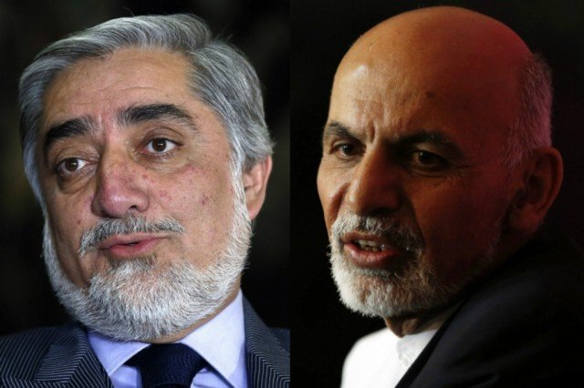 Leading candidates Abdullah Abdullah and Ashraf Ghani have campaigned relentlessly ahead of Afghanistan presidential election's second round