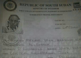Mariam Ibrahim has been charged with forgery relating to the South Sudan