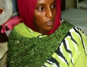 Meriam Ibrahim has been detained with her family at Khartoum airport after she was freed from death row