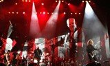Metallica played for 90 minutes on Glastonbury's famous Pyramid Stage