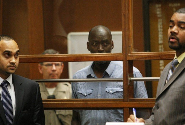 Michael Jace has pleaded not guilty to murdering his wife, April Jace, in a Los Angeles court