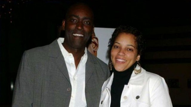 Michael Jace was charged with his wife April's murder