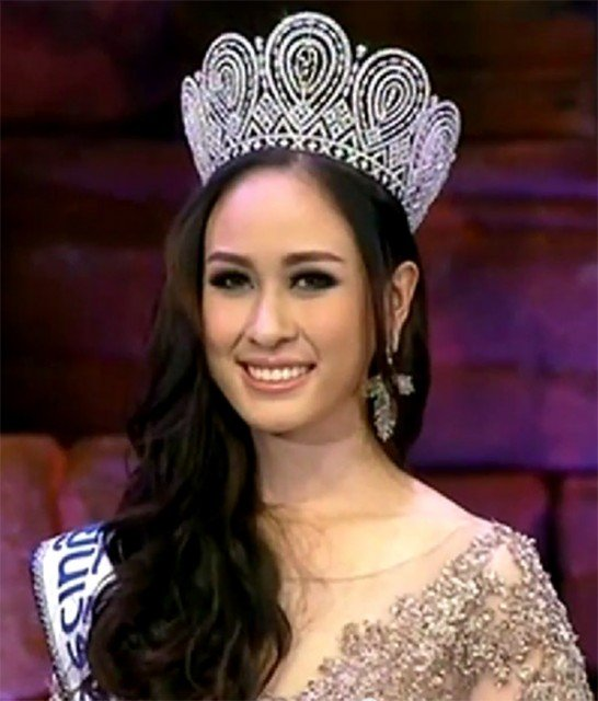 Miss Universe Thailand Weluree Ditsayabut renounced her title over remarks she made on social media
