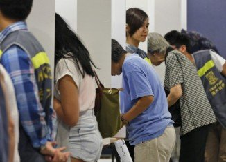 More than 700,000 people have already voted online or in person in Hong Kong's unofficial referendum