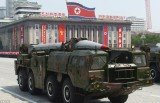 North Korea has fired two missiles into the sea from its east coast