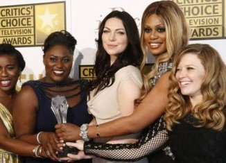 Orange Is the New Black won best comedy series at this year's Critics' Choice Television Awards