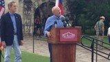 Phil Collins has donated his extensive collection of Alamo memorabilia to the Battle of the Alamo historic site in San Antonio