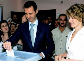 President Bashar al-Assad has won a third term in office after securing 88.7 percent of votes