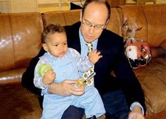 Prince Albert of Monaco's son was born to Nicole Coste, a French-Togolese flight attendant