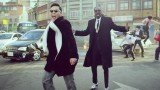 Psy teamed with Snoop Dogg on the hip-hop track Hangover