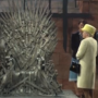 Queen Elizabeth and Prince Philip visit Game of Thrones set in Belfast