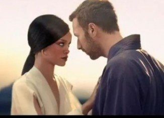 Rihanna and Chris Martin previously worked together on the 2012 track Princess of China