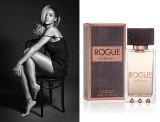 Rihanna presented Rogue, her fourth fragrance for women, in September 2013