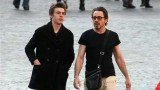 Robert Downey Jr.'s son, Indio, was arrested in West Hollywood for drug possession