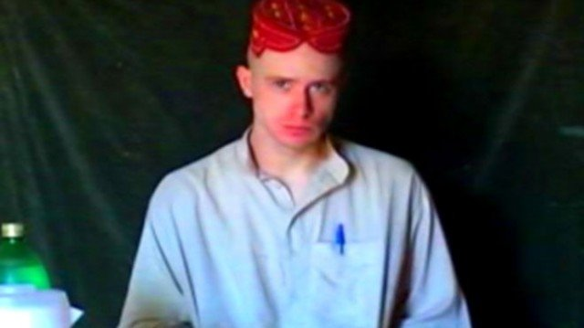 Sgt. Bowe Bergdahl was the only US soldier being held by the Taliban in Afghanistan