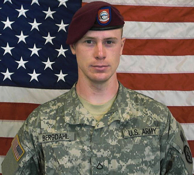 Sgt. Bowe Bergdahl will return to the US on Friday
